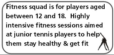 Fitness Squad